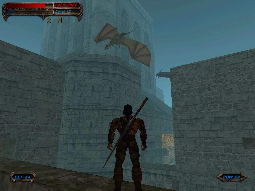 wyvern بازی Severance: Blade of Darkness برای PC منتشر شد